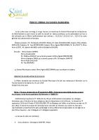 Compte-rendu Conseil Municipal du 10 juillet 2020