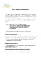 Compte-rendu Conseil Municipal du 29 juin 2020