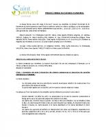 Compte-rendu du Conseil Municipal du 12 février 2020